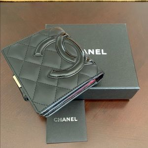 Chanel Compact Cannon Wallet